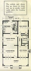 Standard Home Plans for 1926: The Irving