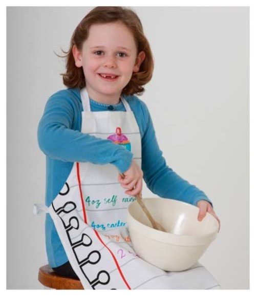 Contemporary Aprons by Decorative Things
