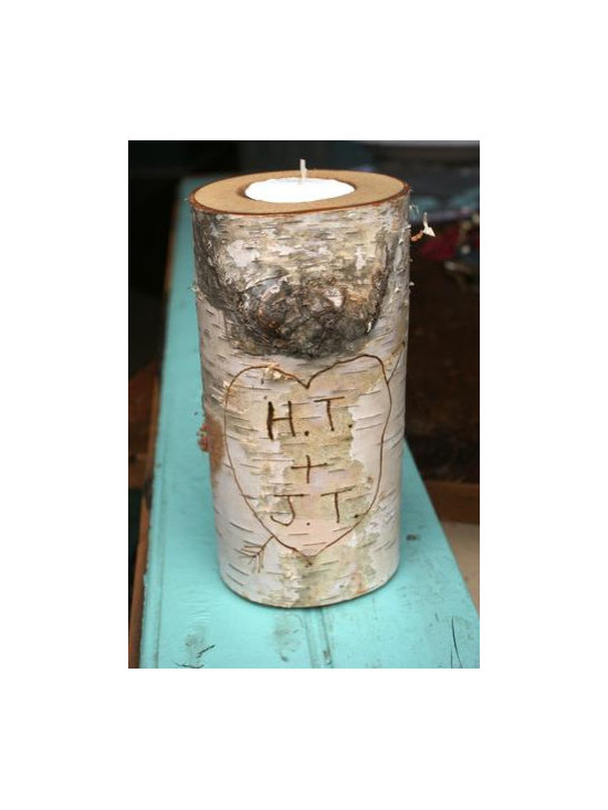 Birch Tree Candle -