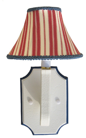 Dillon Red Sconce kids-lighting