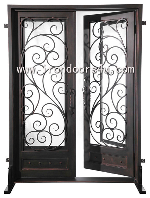 Traditional front doors for Traditional main door design