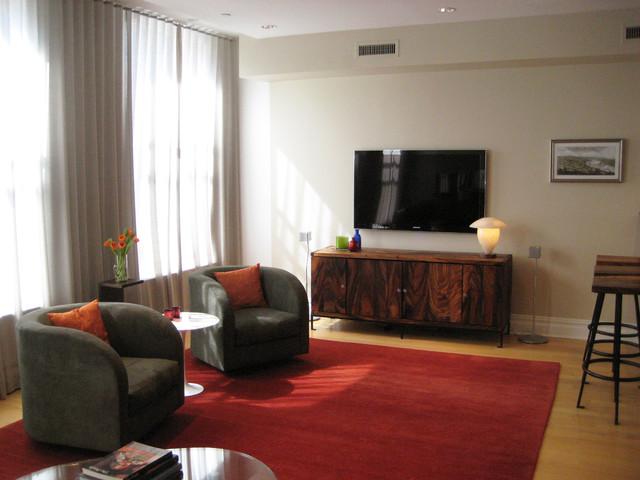 Camilleri Apartment contemporary