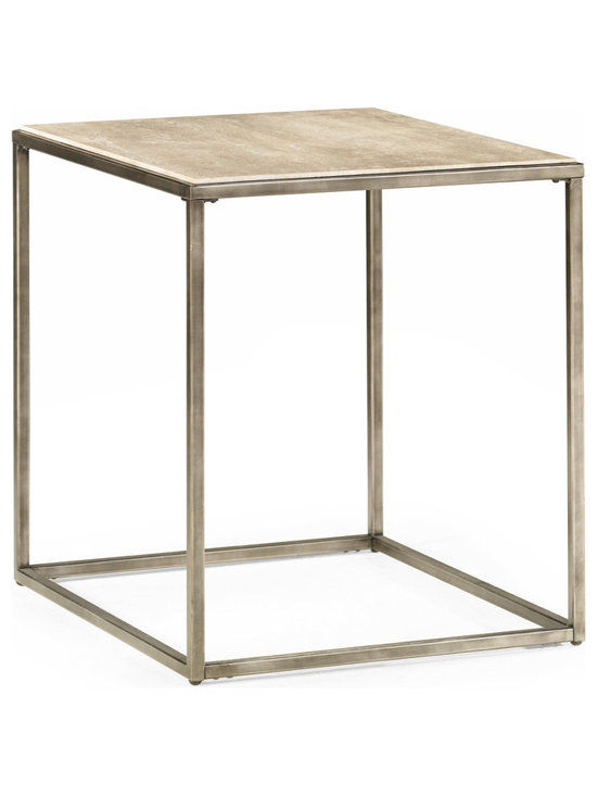 Square Side Table - Modern Basics by Hammary -