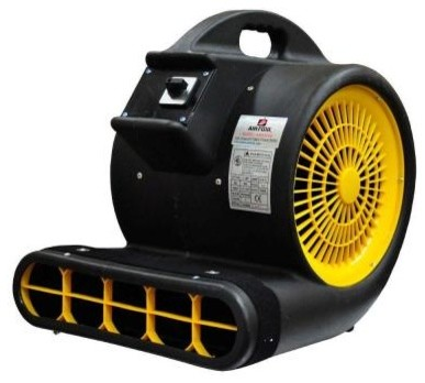 Air Foxx High Velocity 1 HP 3 Speed 3 Position 4000 CFM Air Mover / Carpet Dryer contemporary-ceiling-fans