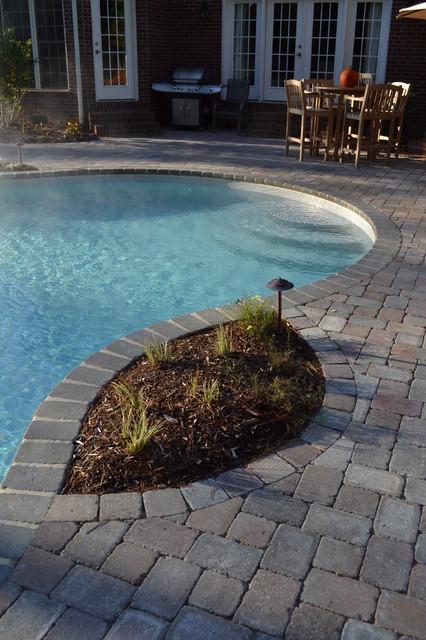 Cunningham Residence modern-pool