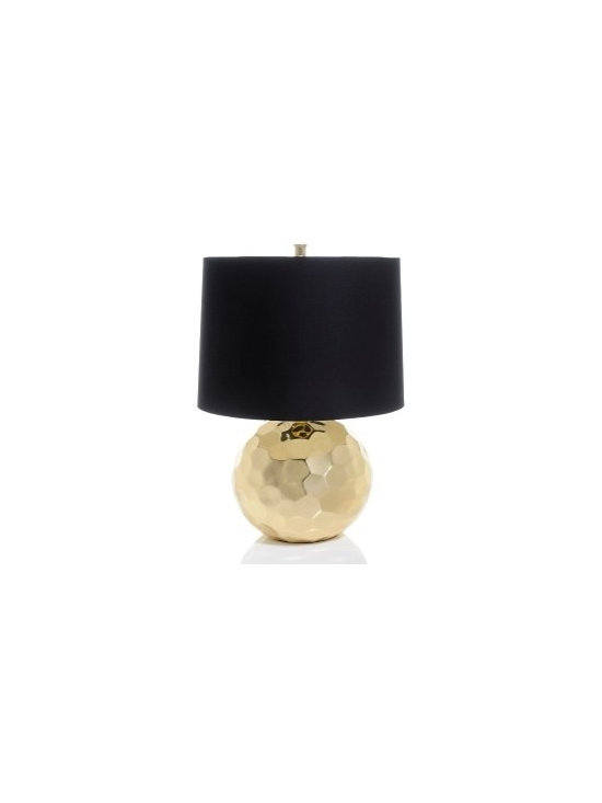 Handcrafted Orbit Table Lamp -