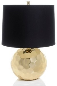 Handcrafted Orbit Table Lamp contemporary-table-lamps