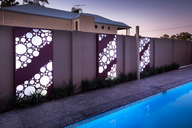 Oxygen series light box modern outdoor decor perth for Exterior light boxes
