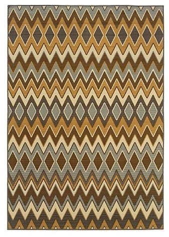 Tucson Outdoor Rug traditional-outdoor-rugs