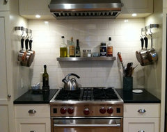 Our kitchen renovation traditional