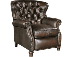 Velvet & Clover Sheffield Chair contemporary-armchairs-and-accent-chairs