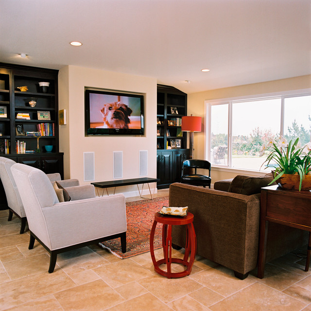 Lumley Family Room traditional-family-room
