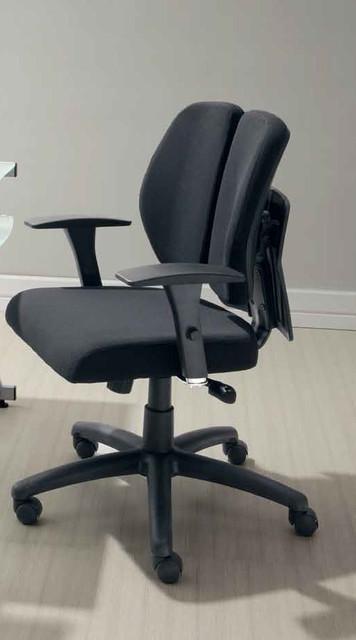 Aqua fice Chair Grey modern home office