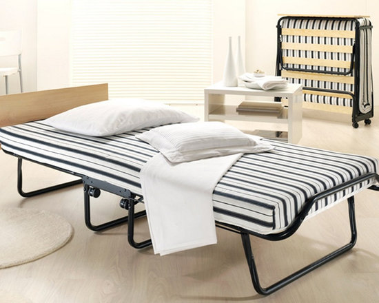 Jay-be White stripe 'Welcome' guest bed set- at Debenhams.com -
