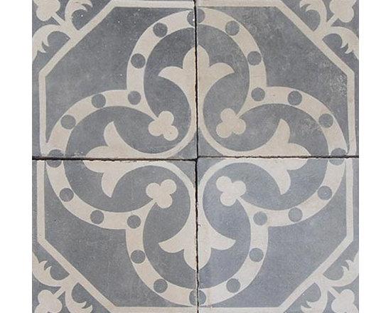 Cement Tile -
