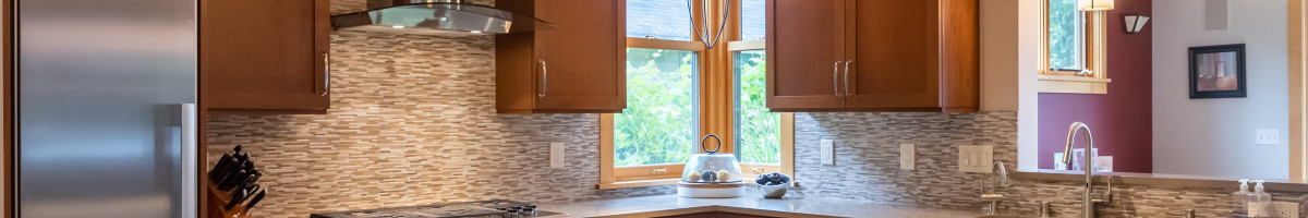 NW Split-level Kitchen Remodel