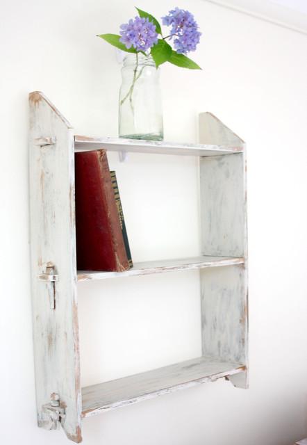 Book Shelve eclectic-bedroom