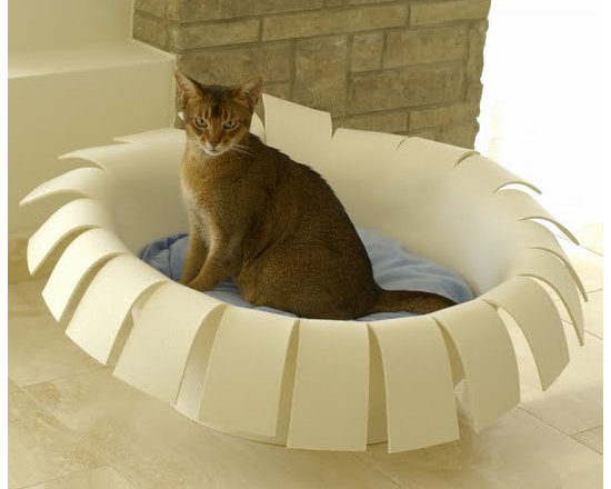 Crown Cat Bed by Rondo Designs -