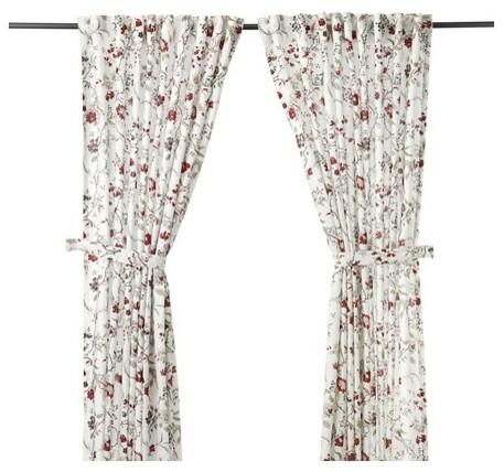 Ikea Ingmarie Curtains