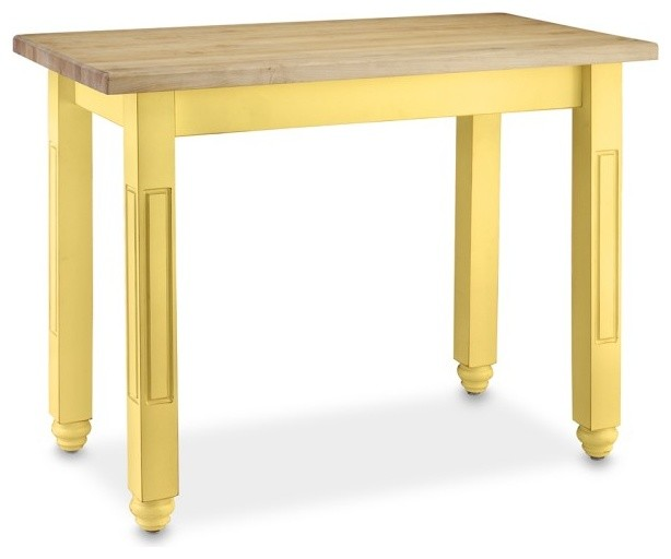 gathering island yellow traditional kitchen islands and kitchen carts