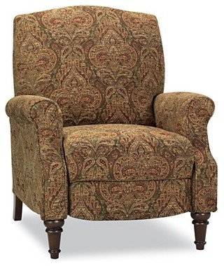 Chloe Recliner Chair Traditional Chairs By