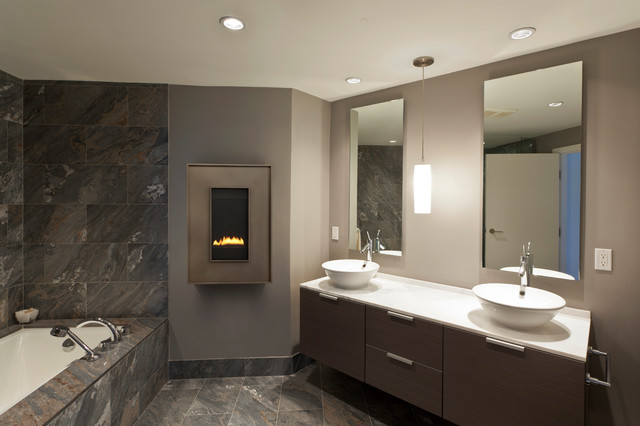Heat & Glo Modern Series modern-indoor-fireplaces
