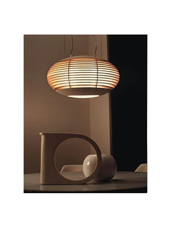 TOCCO PENDANT LAMP BY PENTA LIGHT - The Tocco pendant is a beautiful hanging lamp along