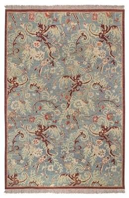 Sonoma (Blue) contemporary-rugs