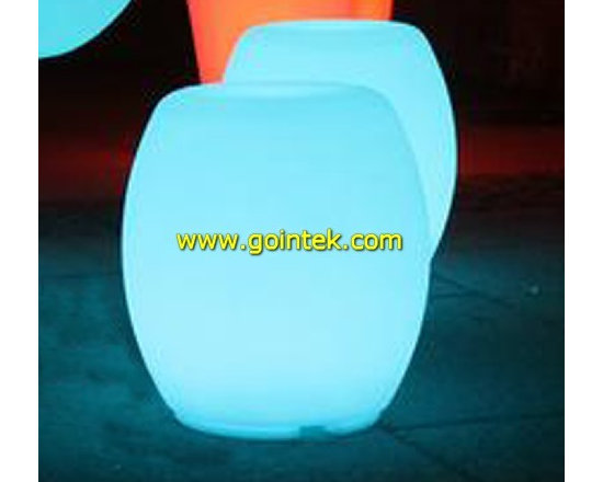 2013 New LED lighted up bench -