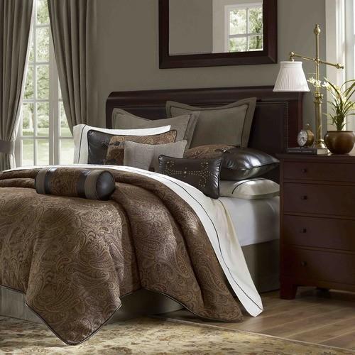 Drummond Comforter Set modern-duvet-covers-and-duvet-sets