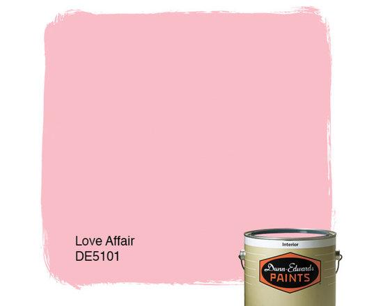 Dunn-Edwards Paints Love Affair DE5101 -
