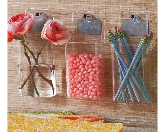 Zinc Wall Accessories -