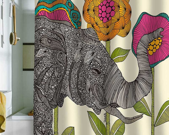 DENY Designs Valentina Ramos Aaron Shower Curtain