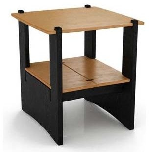 Aldabella End Table by Legare Furniture modern-side-tables-and-end-tables