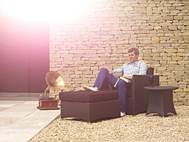 Casa Outdoor Lounge contemporary-outdoor-sofas