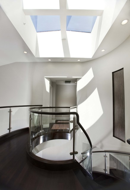 pepper contemporary staircase