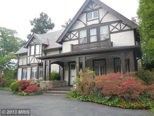 Suggestions For Exterior Trim Color For Our Half Timber Tudor Home