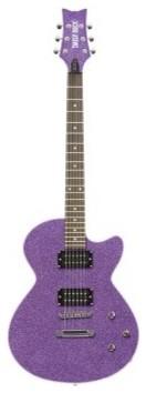 Daisy Cosmic Purple Rock Debutante Rock Candy Guitar modern-kids-toys