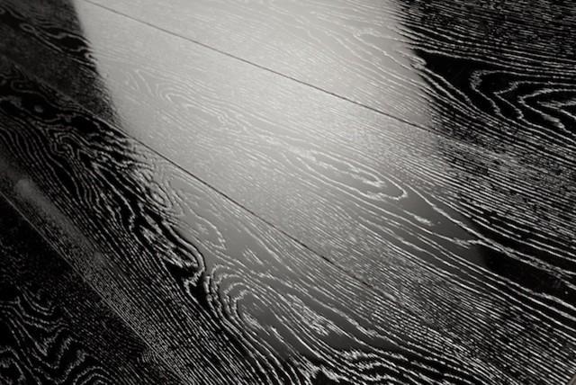 Blacks - Modern - Hardwood Flooring - san francisco - by domusarte