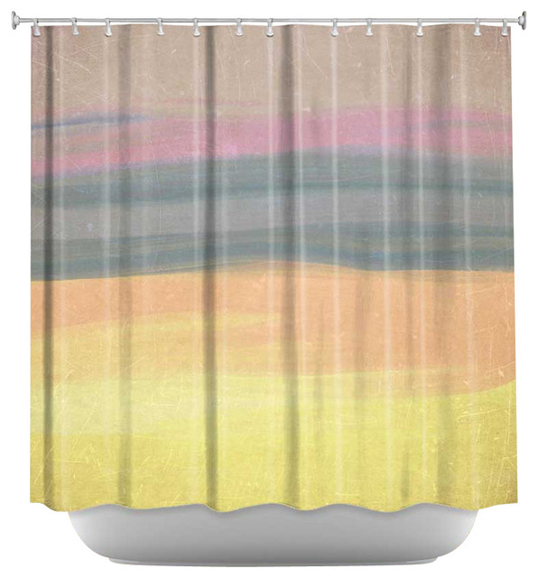 Shower Curtain Artistic - Skies The Limit V contemporary-shower-curtains