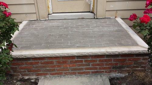 What Kind Of Sealer Should I Use For A Clay Brick Paver