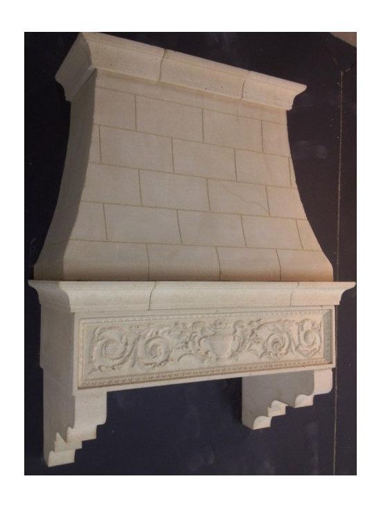 Cast stone hoods - $2650.00