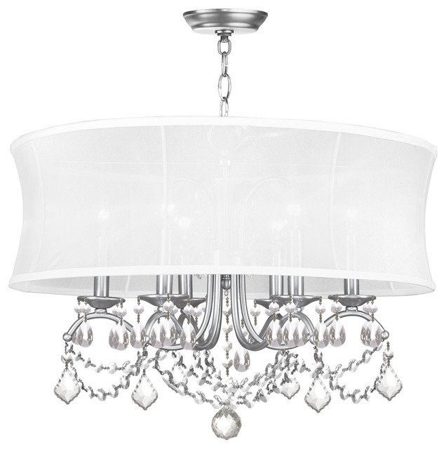 Livex Lighting 6306-91 Ceiling Light/Chandelier contemporary-chandeliers