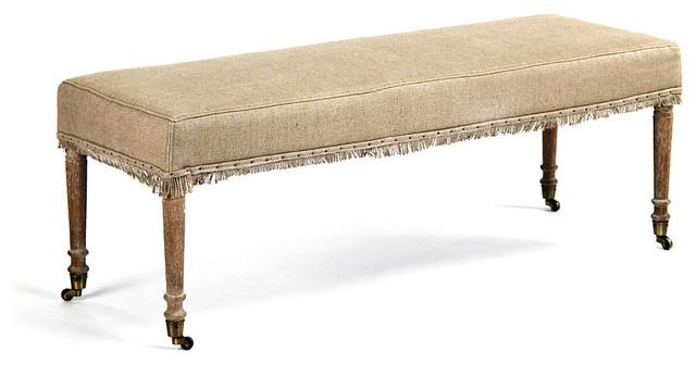 Laurent Bench traditional-indoor-benches