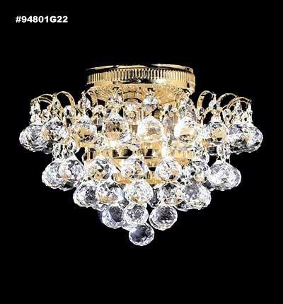 Jacqueline Collection - STRASS Swarovski Crystal Rosaline modern-bathroom-vanity-lighting