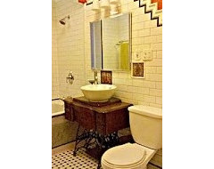 10 Vintage Touches for Your Bathroom