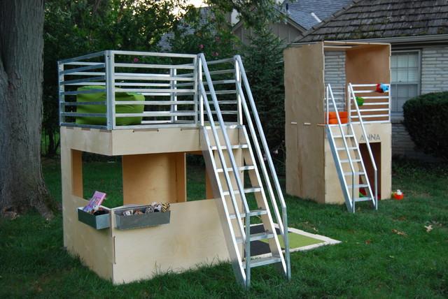 Play Modern Playhouses modern-kids-toys