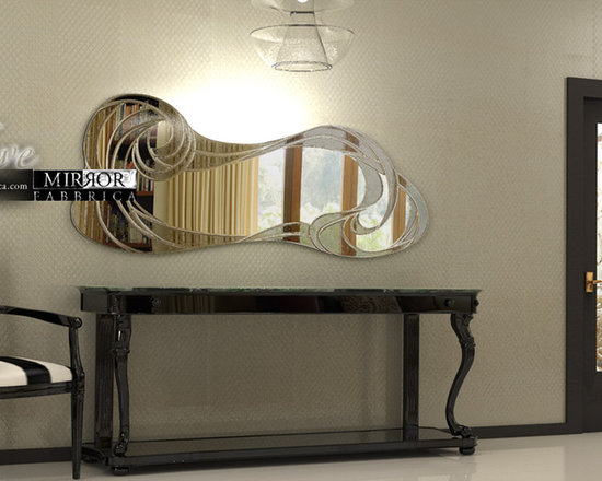 Wave: A noble Fusion of Vintage and Victorian Styles - Dimensions: 180 cm x 70 cm