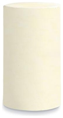 """Battery-operated Flameless Outdoor Candles - 3-1/4"""" dia. X 6""""H traditional-candles-and-candleholders"""