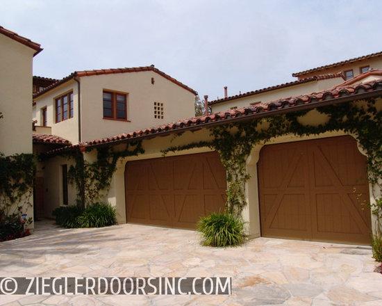 ECO-Alternative Garage Doors | Custom-Made Architectural Garage Door Designs -
